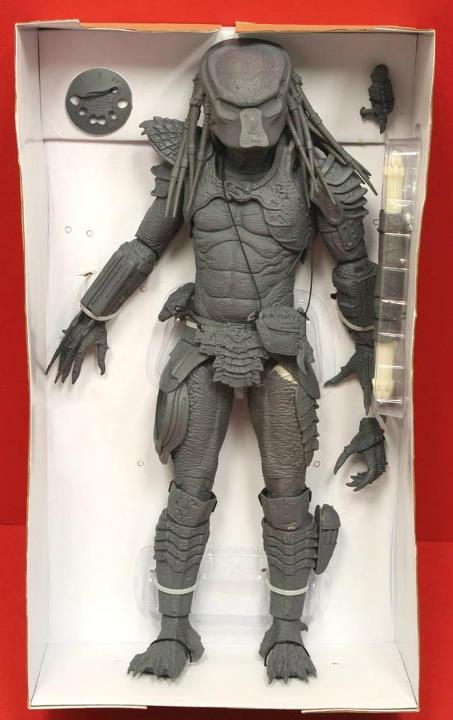 City Hunter Predator neca