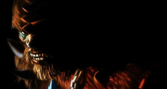 Gerald Parel The masters of the universe -  Beast-Man (color)