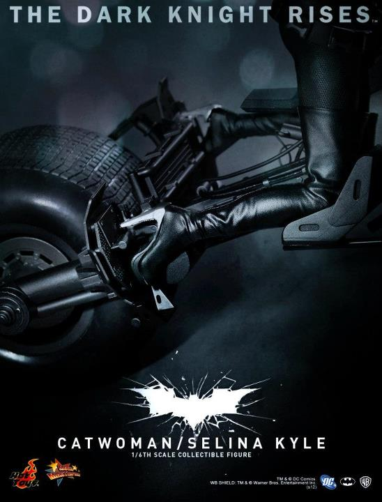 The Dark Knight Rises - Catwoman Selina Kyle hot toys