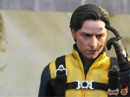 X-men First Class - Professor X  hot toys