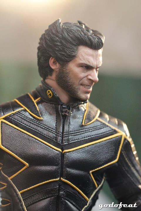 X-men Wolverine hot toys