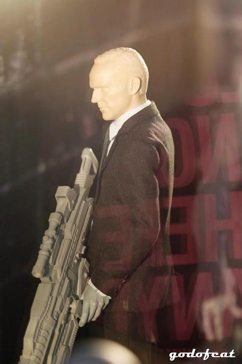 agent coulson the avengers Hot toys