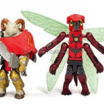 SDCC2012 - Battle Beasts Minimates les photos