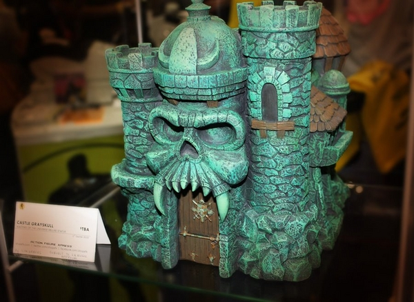 castle grayskull icon heroes Chateau des Ombres