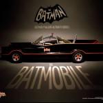 SDCC 2012 : Hot Toys annonce sa Batmobile des années 60 !