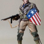 Hot Toys SDCC 2012 : Captain America Rescue Version exclu