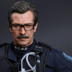 hot toys lt jim gordon SWAT 3 tdk