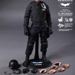 hot toys lt jim gordon SWAT tdk1