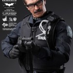 hot toys lt jim gordon SWAT2