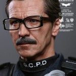 hot toys lt jim gordon SWAT2 tdk