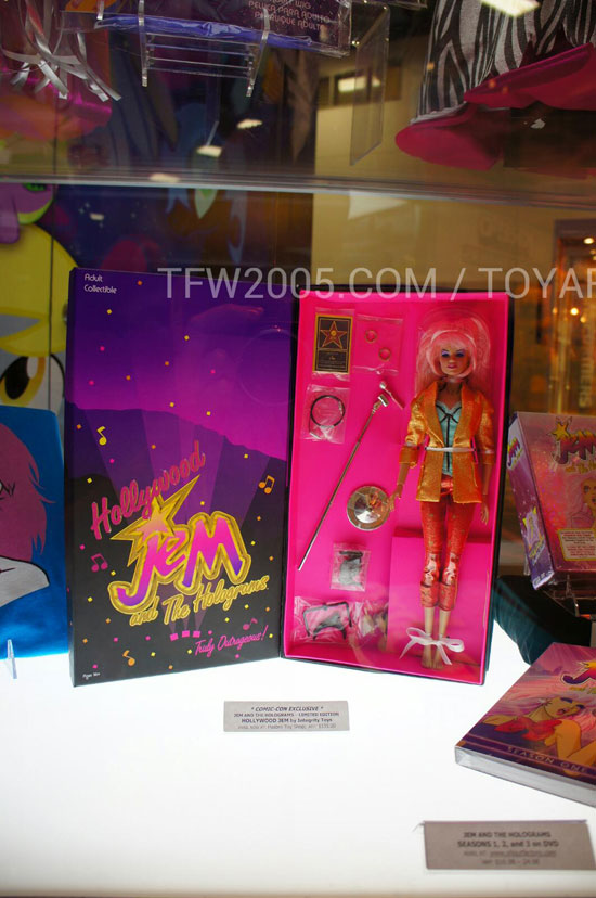 jem my little pony sdcc2012 (2)