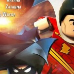 Shazam l'exclue Lego au SDCC2012