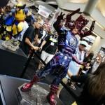 SDCC 2012 – Hot toys Avengers et statue Sideshow Marvel