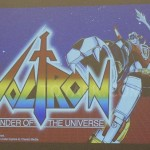 SDCC 2012 le panel Mattel : Voltron, Ghostbusters et back to the future