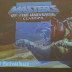 SDCC2012 Masters Of The Universe Classics les nouveautés
