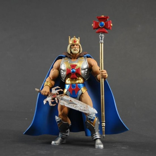 motuc mattel 2013 king he-man