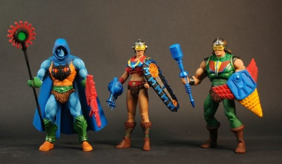 motuc mattel 2013 the Fighting Foe Men