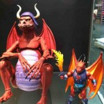 SDCC 2012 : le stand MOTUC – la preview night