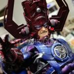 SDCC 2012 - Hot toys Avengers et statue Sideshow Marvel