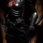 G.I. Joe : Sideshow annonce sa Cobra Baroness 12″ !