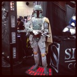 sideshow sdcc star wars boba fett taille réelle