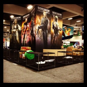 sideshow stand sdcc 2012 4