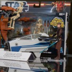 star wars SDCC tcw hasbro vehicules