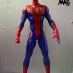 The Amazing Spiderman Hasbro figurine 8″