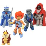 Thundercats Minimates du nouveau