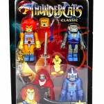 Thundercats Minimates le pack AFX