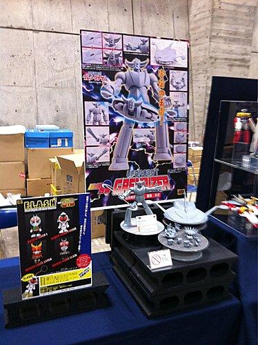yamato Summer Wonderfest 2012 ufo robot grendizer goldorak
