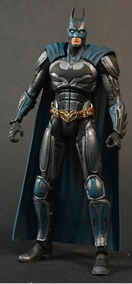 DC Unlimited Series 2 MATTEL Injustice Batman