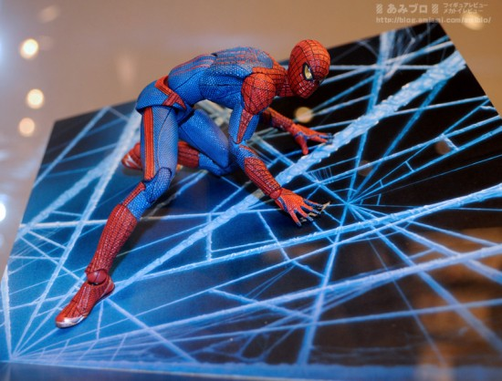 Figma The Amazing Spider-Man