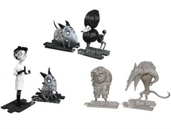 Frankenweenie Tim Burton The Bridge Direct