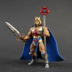 King He-Man, focus sur la figurine exclusive MOTUC 2013