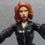 Marvel Hasbro : Avengers Movie Series Black Widow