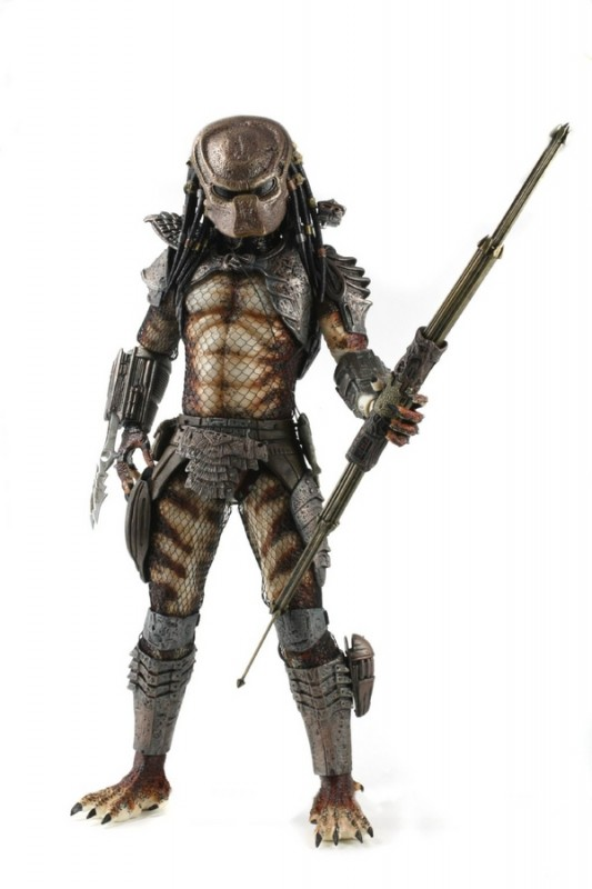 city hunter predator neca 1/4
