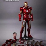 iron Man hot toys 2013