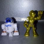 Playskool – Star Wars Jedi Force R2-D2 et C-3PO