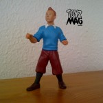 The Adventures of Tintin par Plastoy : Review du 2-pack Tintin et Capitaine Haddock