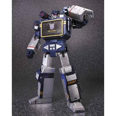 soundwave mp13 takara masterpiece