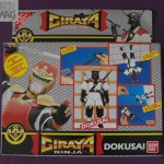 Review: Giraya Ninja - Dokusai version elastique