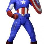 NECA lance son Captain America (The Avengers Movie) à l'échelle 1/4
