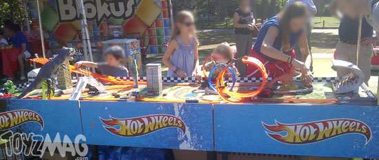 Hot wheels Mattel Presse 2012