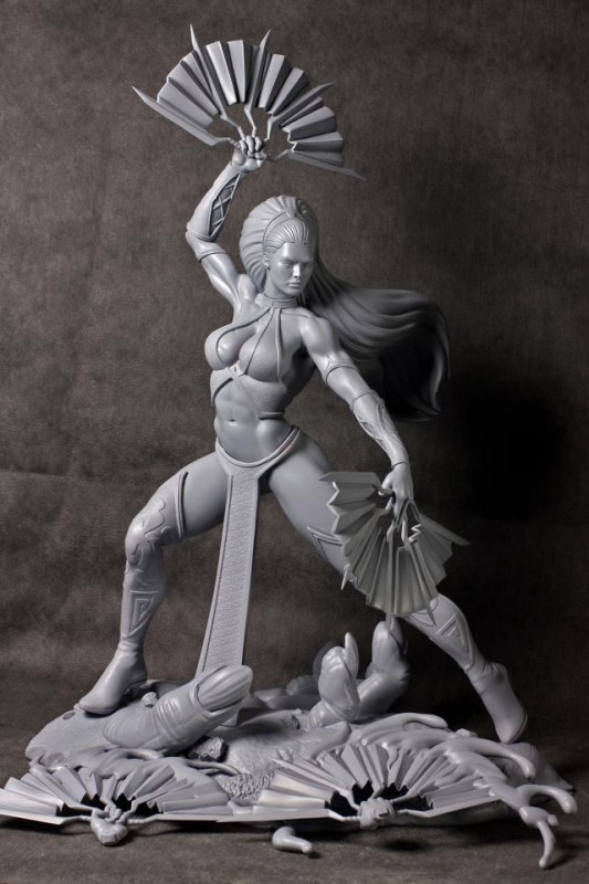 Kitana Pop Culture Shock Collectibles, Inc