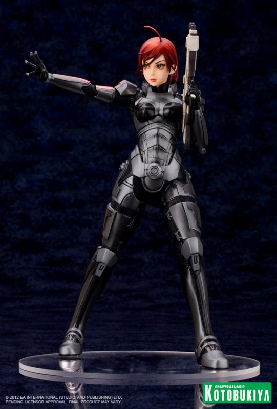 Mass Effect 3 Commander Shepard Bishoujo Statue