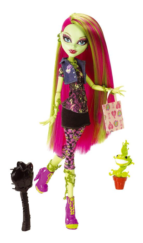 Monster High Mattel 2012 Venus McFlytrap