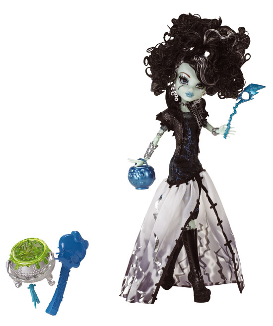 Monster High Mattel 2012  Halloween
