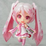 Nendoroid du nouveau avec Sakura Miku