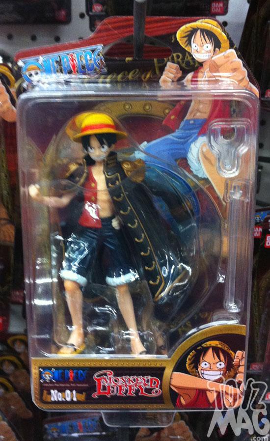 One Piece Bandai 01 Monkey D Luffy